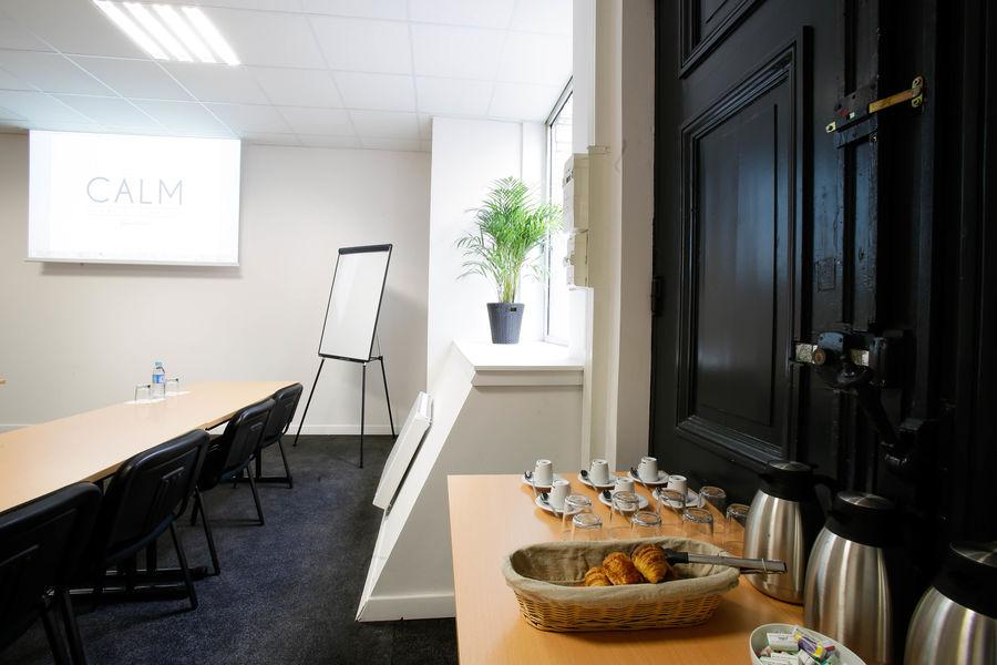 Calm Appart' Hôtel Salle Suzanne