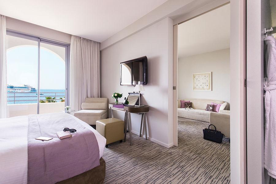 Radisson Blu 1835 Hôtel & Thalasso Cannes ***** Suite Méditérranée