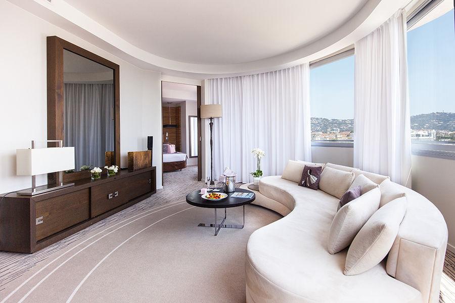 Radisson Blu 1835 Hôtel & Thalasso Cannes ***** Suite Paradise