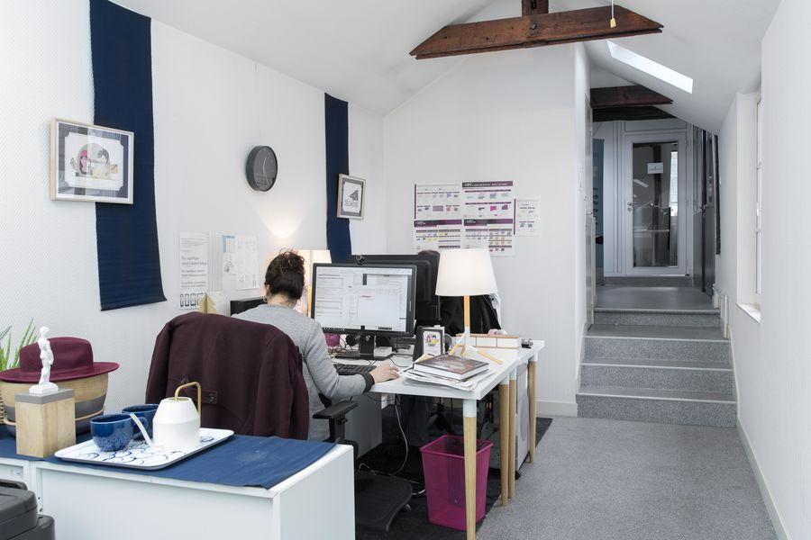 Work'in Tours Bureau Privé