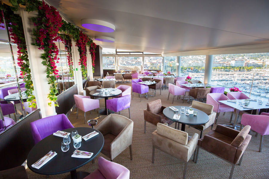 Radisson Blu 1835 Hôtel & Thalasso Cannes ***** Restaurant Panoramique