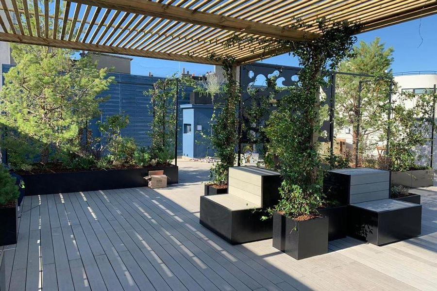 Le Karé Rooftop Terrasse