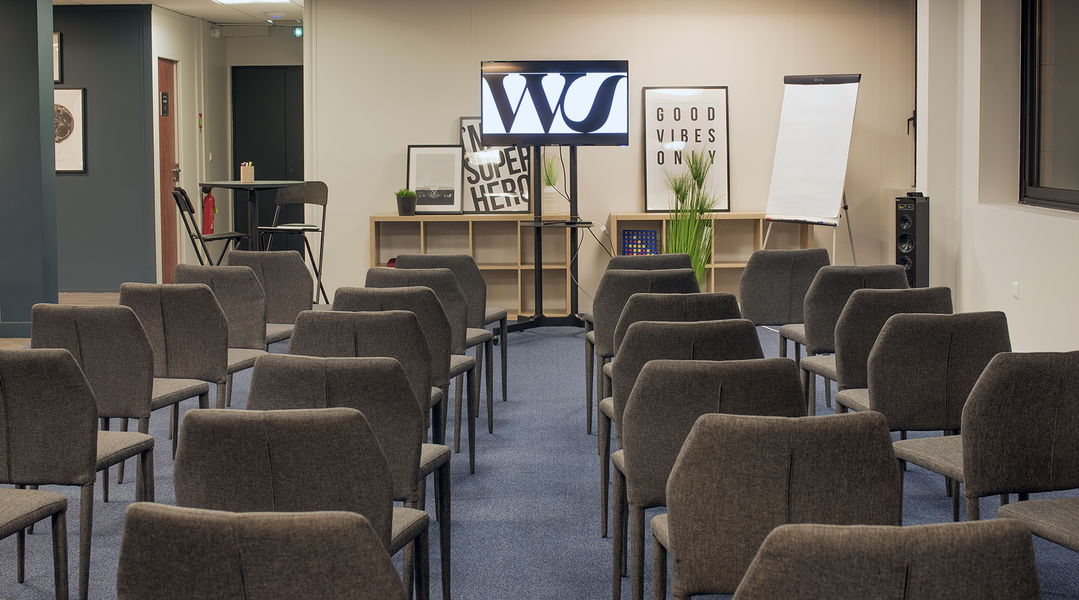 Work & Share Rueil Chill & Event Room - 100 personnes