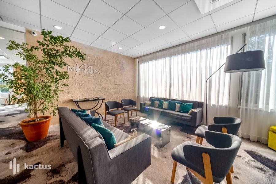 Hôtel Restaurant Mercure Mâcon Bord de Saône **** 20