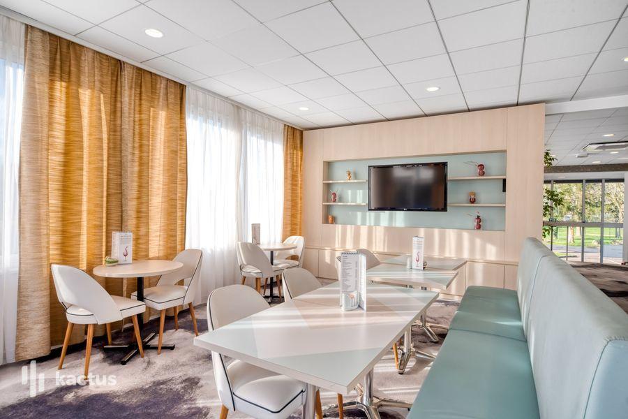 Hôtel Restaurant Mercure Mâcon Bord de Saône **** 22