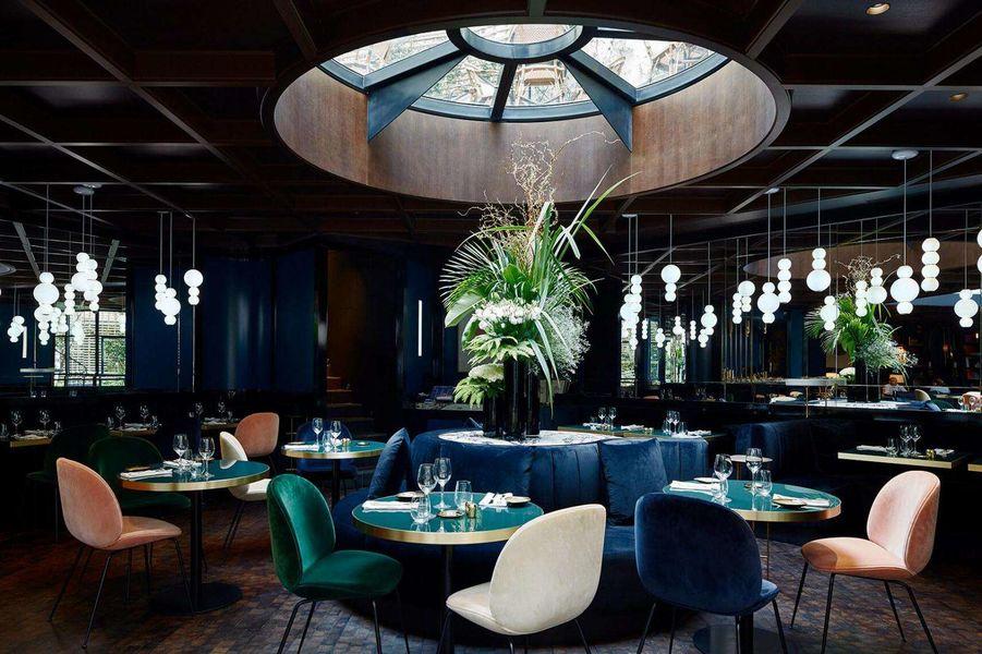 Le Roch Hôtel & Spa Le restaurant