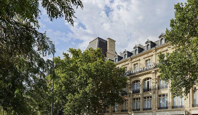 Crowne Plaza Paris République **** Façade
