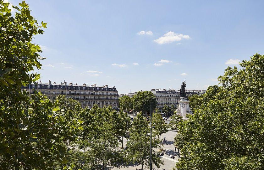 Crowne Plaza Paris République **** Vue depuis l'hôtel
