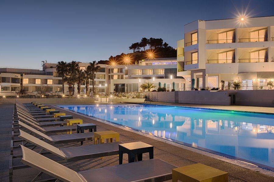 Hotel nhow Marseille **** Façade