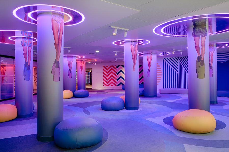 Hotel nhow Marseille **** Lounge