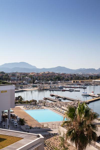 Hotel nhow Marseille **** 55