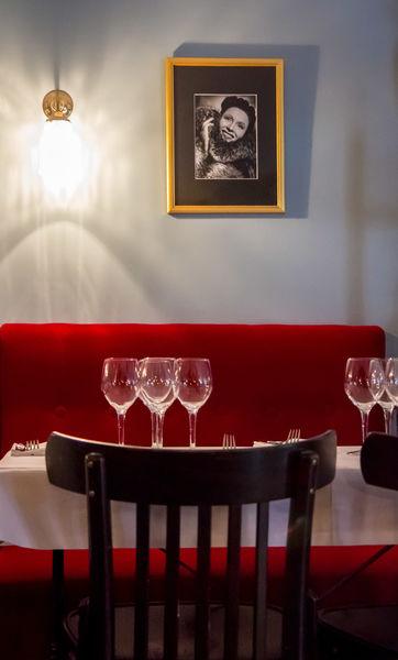 Hôtel du Nord Restaurant
