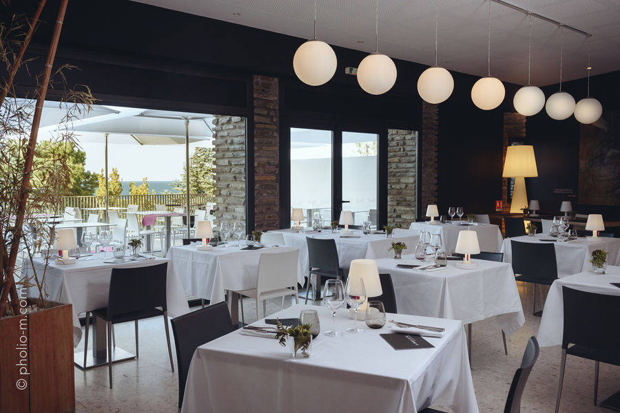 Grand Hôtel du Golfe  Salle de restaurant