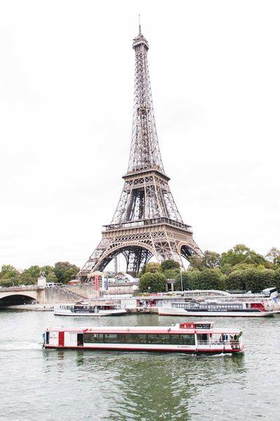 Le Daniel's Croisière sur Seine