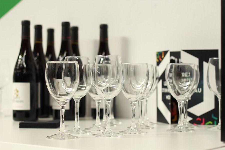 Upside Format réception - Vins, Champagnes, Buffets