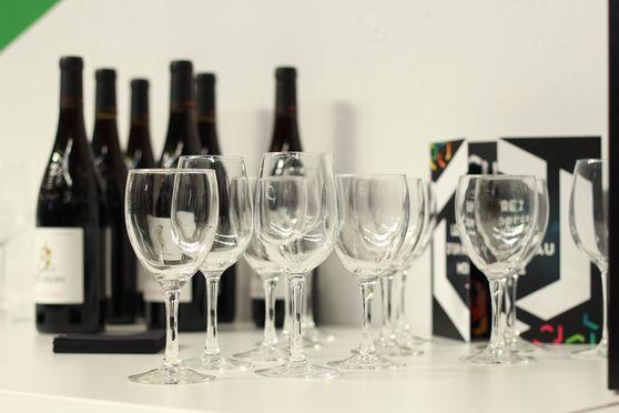 Format réception - Vins, Champagnes, Buffets