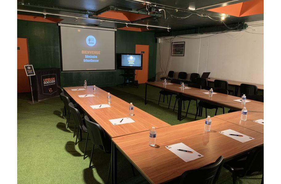 Urban Soccer - Meudon Salle de réunion