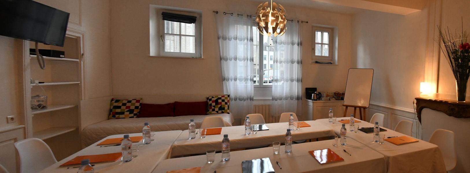 Hôtel Le Chambellan 17