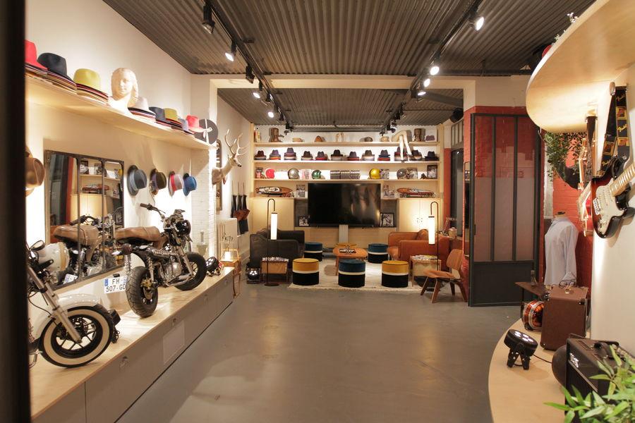 La Fabrique Générale Salon scandinave, idéale pour vos réunions informelles