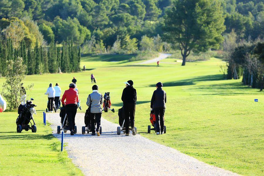 Domaine de Manville ***** Golf