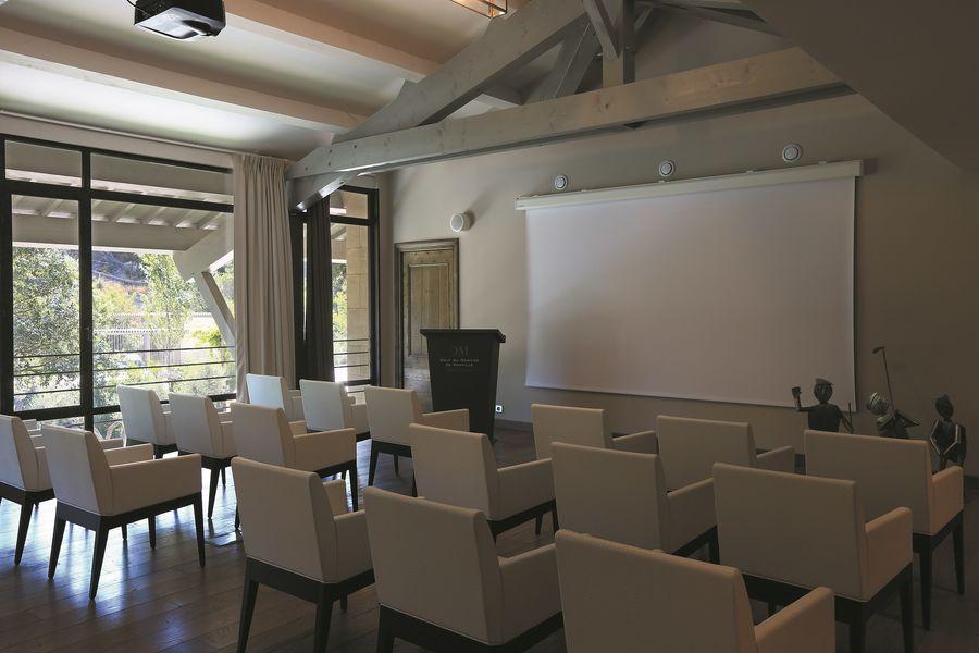 Domaine de Manville ***** Salle de réunion
