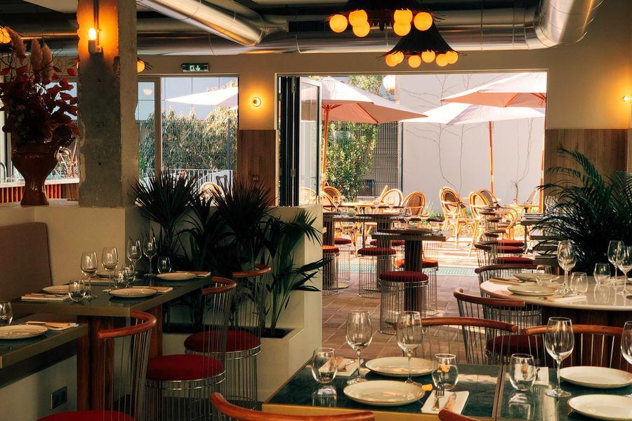 Restaurant Laïa  salle