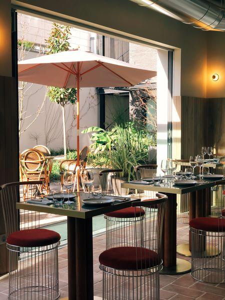 Restaurant Laïa  Restaurant Laïa