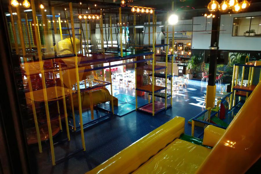 Fun Park vue mezzanine