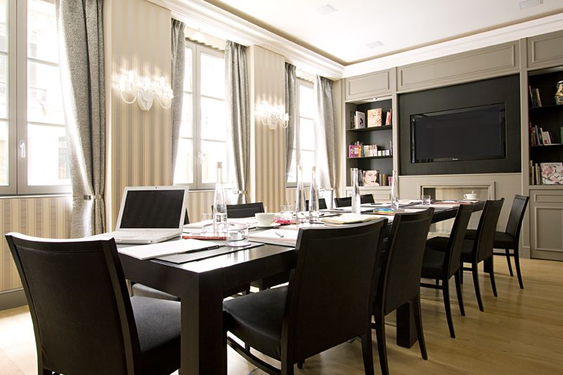 Hotel Le Mathurin **** Boardroom