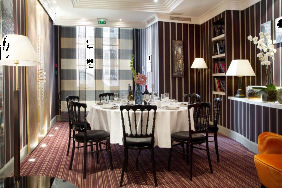 Hotel Le Mathurin **** Dîner