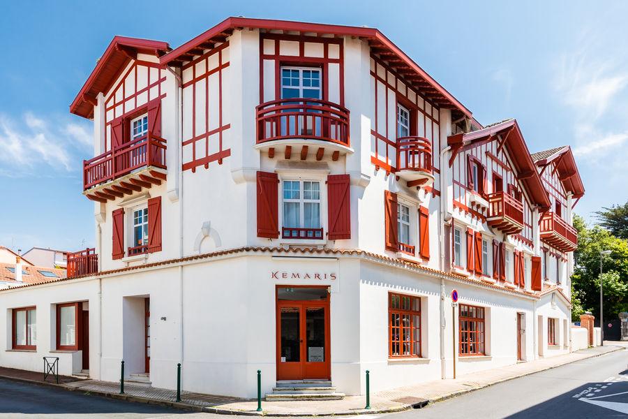 Best Western Kemaris *** Façade bâtiment historique