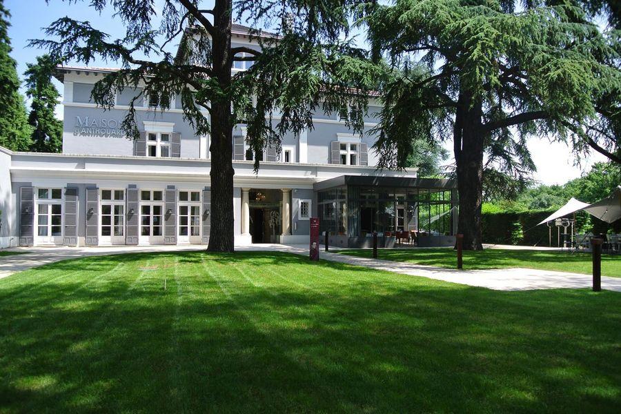 Maison d'Anthouard **** La façade