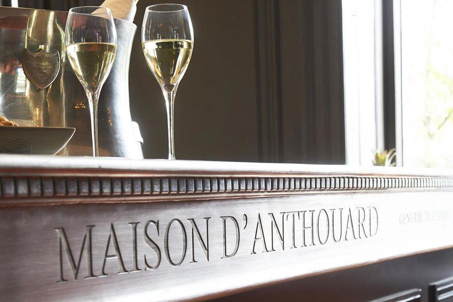 Maison d'Anthouard **** Le bar