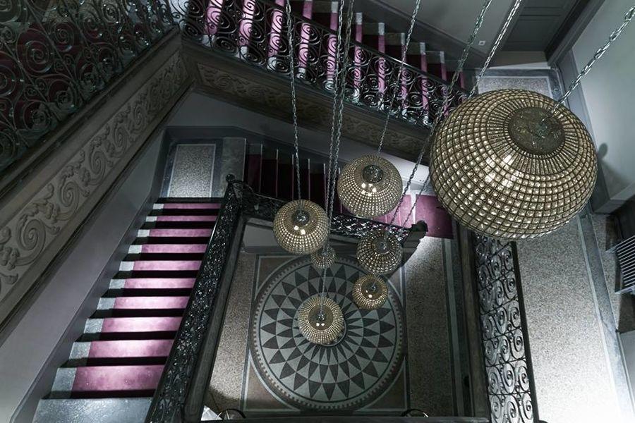 Maison d'Anthouard **** La cage d'escalier