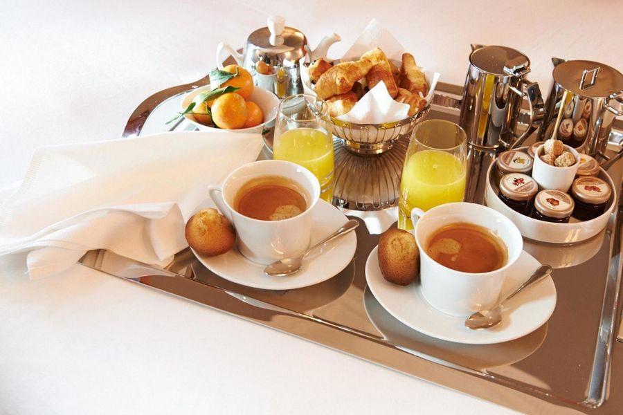 Maison d'Anthouard **** Petit-déjeuner