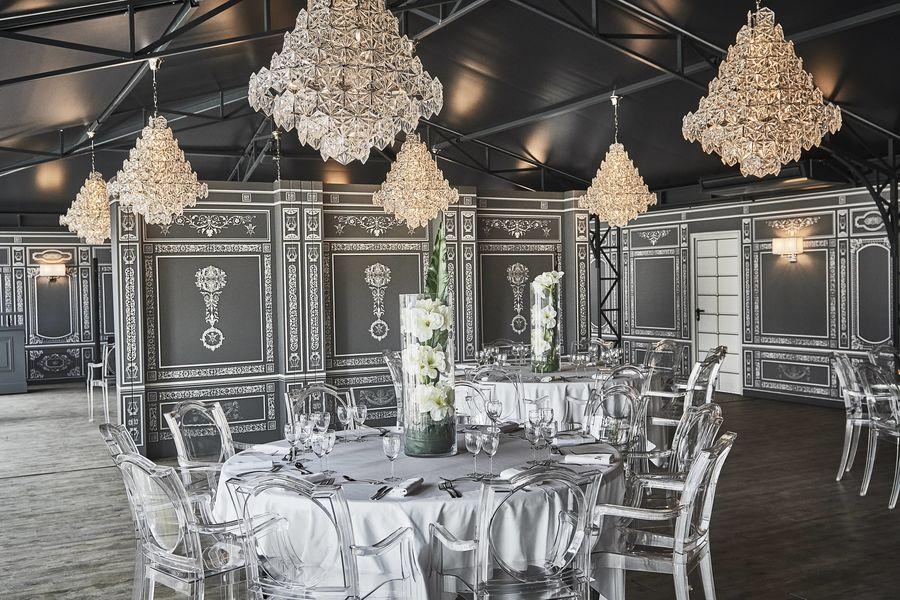 Maison d'Anthouard **** L'Orangeraie en banquet