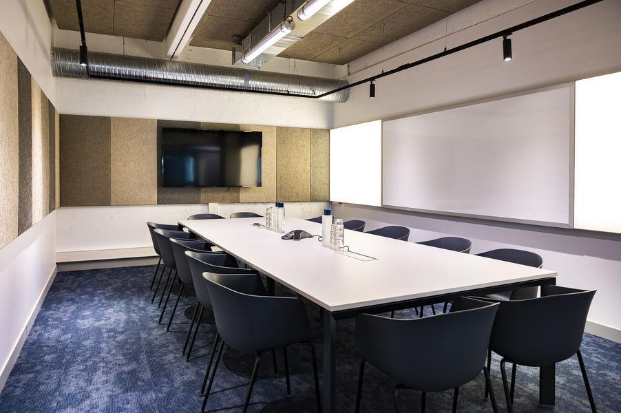 Wellio Bordeaux Salle de réunion 12 personnes - TAEGU
