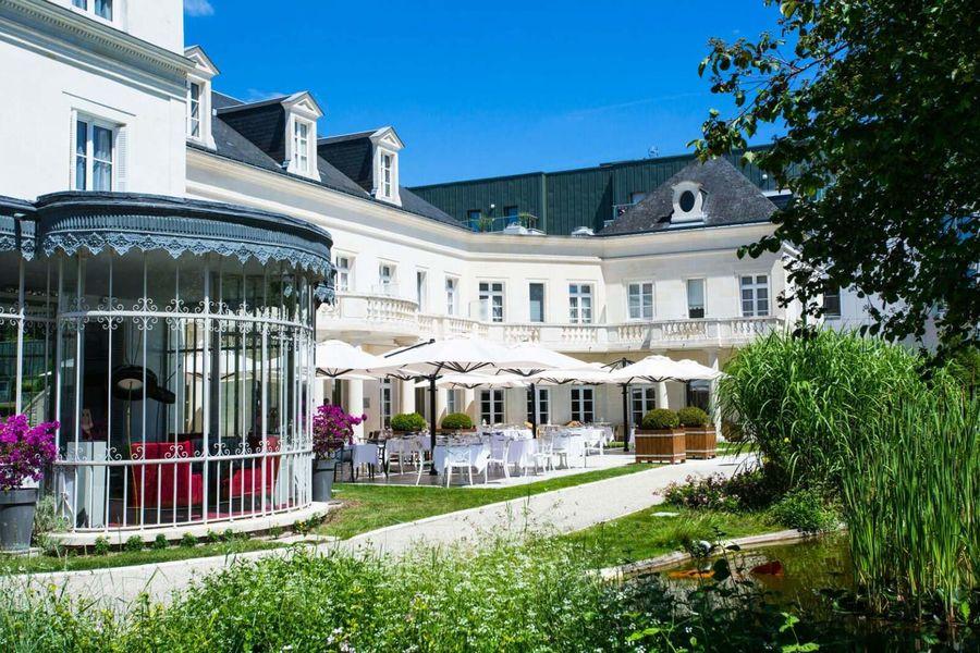 Clarion Hôtel Chateau Belmont Tours **** 2