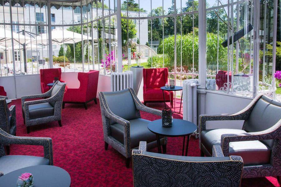 Clarion Hôtel Chateau Belmont Tours **** 1