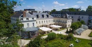 Clarion Hôtel Chateau Belmont Tours **** 12