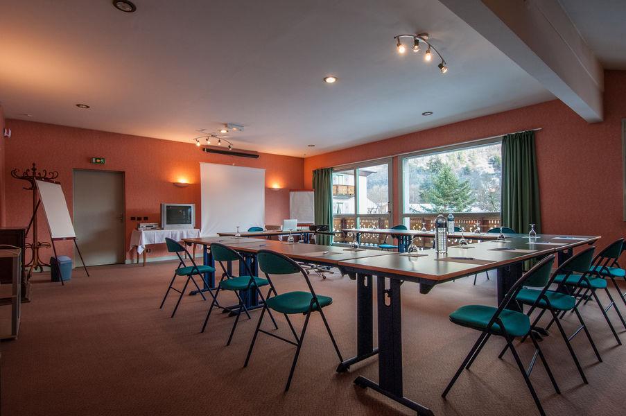 Le Florimont – Albertville *** Salle de réunion