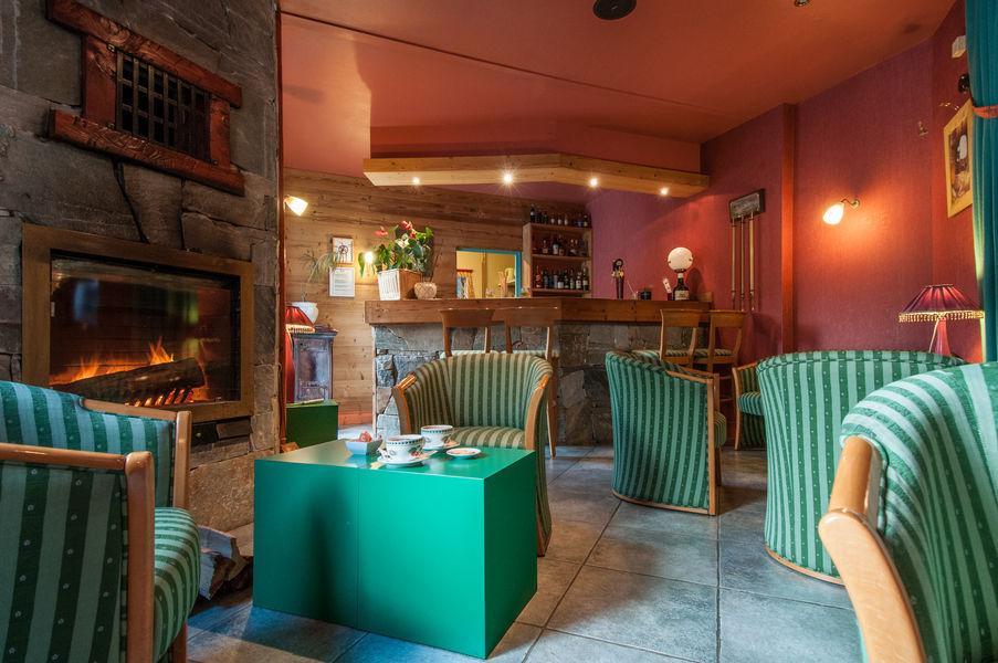 Le Florimont – Albertville *** Salon/bar