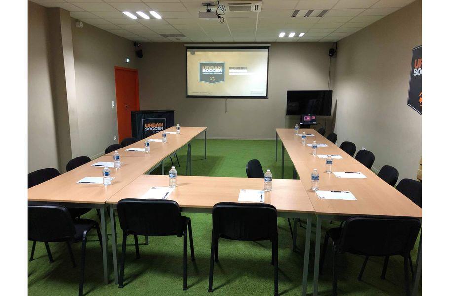 Urban Soccer - Strasbourg Salle de réunion