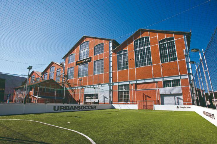Urban Soccer - Saint Etienne Urban Soccer - Saint Etienne