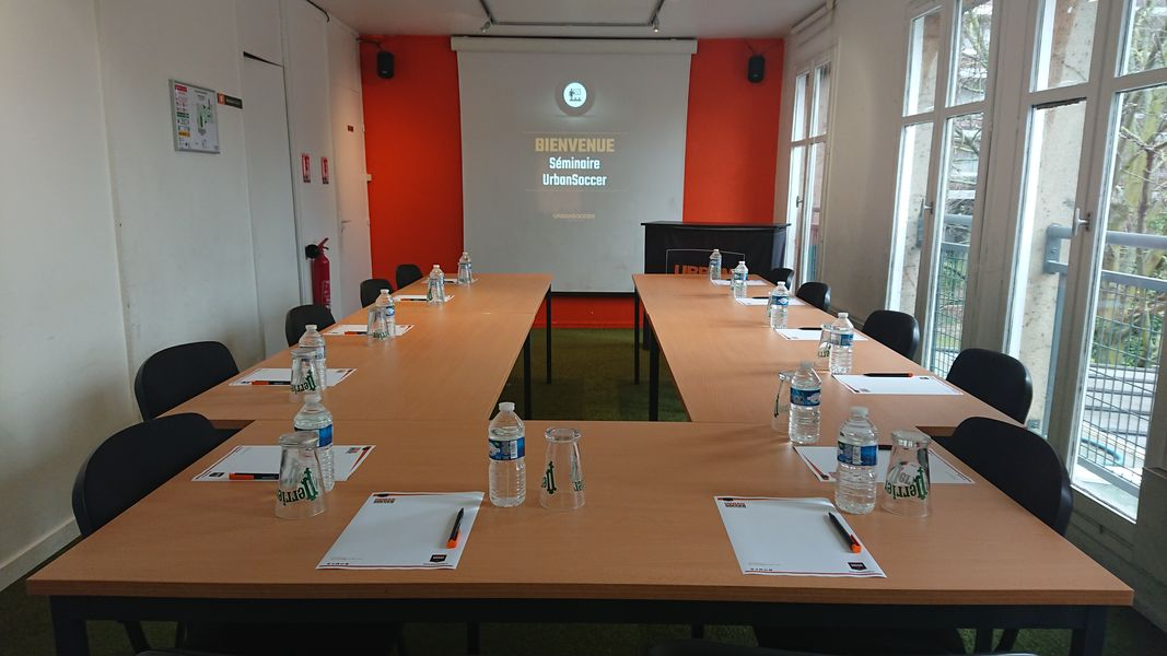 Urban Soccer - Puteaux Salle de réunion