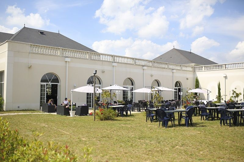 Villa Bellagio Amboise *** Terrasse