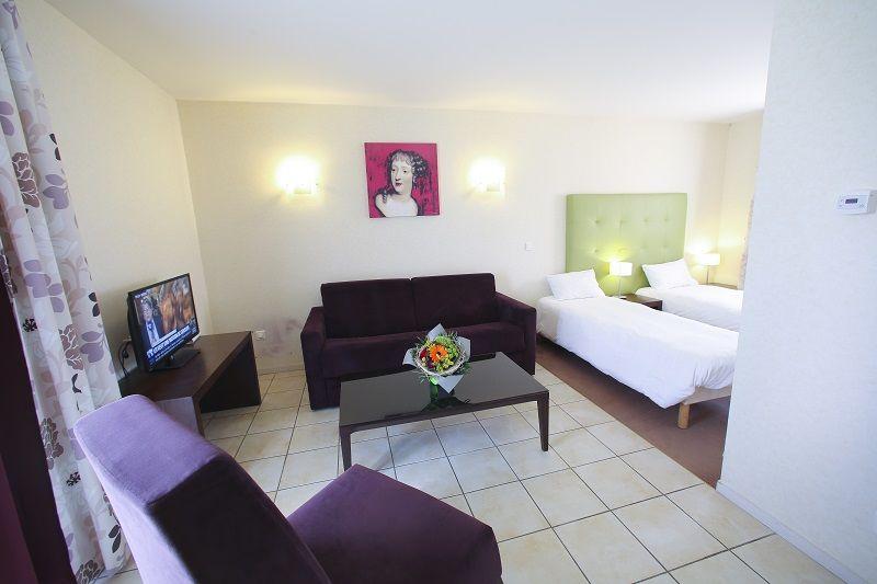 Villa Bellagio Amboise *** Appartement 1 (chambre)