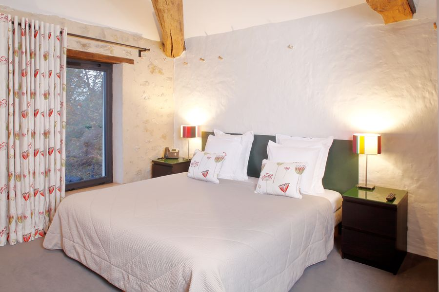 Hôtel Les Herbes Folles **** Chambre en maison d'hôtes