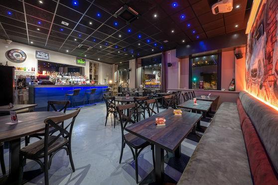 Salle de restauration/bar
