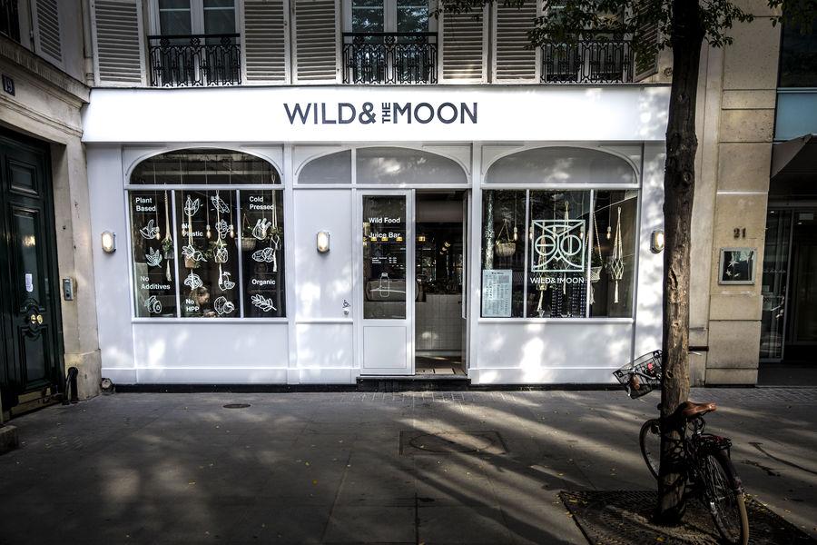 Wild & The Moon Saint-Honoré Wild & The Moon Saint-Honoré